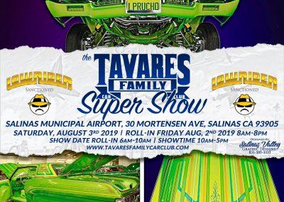 Tavares 2019 Super Show 6