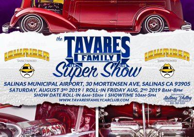 Tavares 2019 Super Show 8